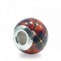 Murano Glass Charm Bead - Trentaquattro