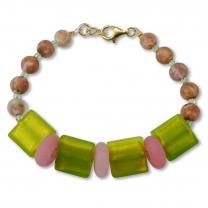 Murano Glass Bracelet - Ricci