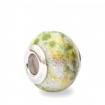 Murano Glass Charm Bead - Diciassette