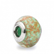 Murano Glass Charm Bead - Diciannove