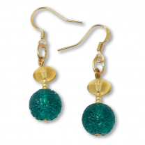 Murano Glass Earrings - Lucia
