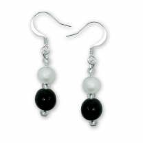 Murano Glass Earrings - Gaia Argenta