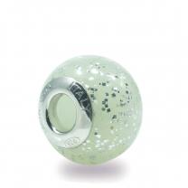 Murano Glass Charm Bead - Ventitre