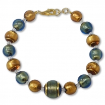 Murano Glass Bracelet - Serafina