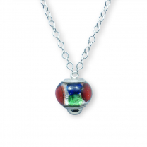 Murano glass charm bead necklet – Venezia Cinque