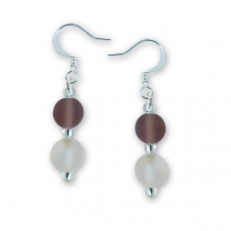 Murano Glass Earrings - Shari