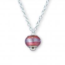 Murano glass charm bead necklet – Venezia Ventotto