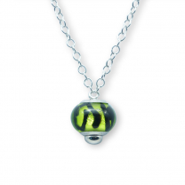 Murano glass charm bead necklet – Venezia Quattro