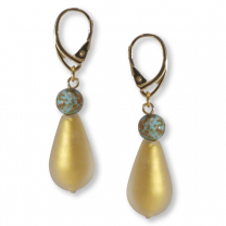 Murano Glass Earrings - Julietta