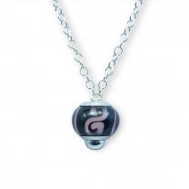 Murano glass charm bead necklet – Venezia Diece