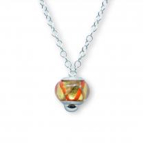 Murano glass charm bead necklet – Venezia Trentadue