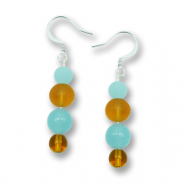 Murano Glass Earrings - Emiliana