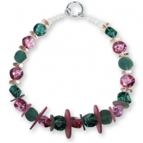Murano Glass Necklace - Sienna Laurel