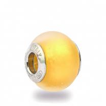 Murano Glass Charm Bead - Sette
