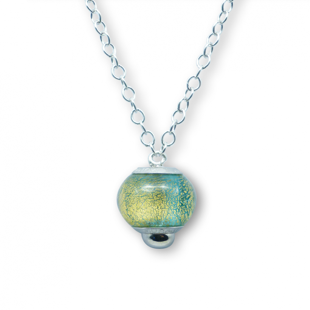 Murano glass charm necklet – Venezia Trentuno Photo
