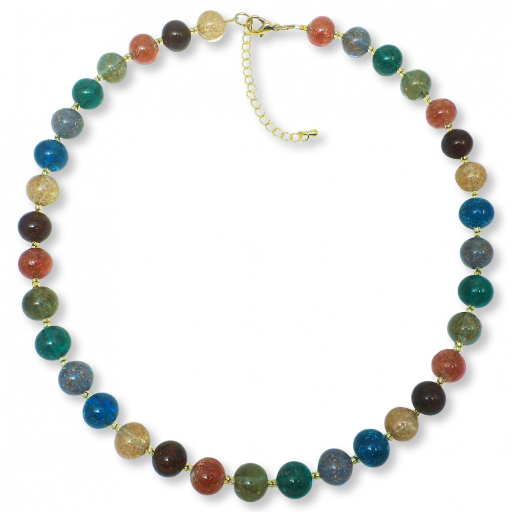 Murano glass necklace - Chiara Bacca Photo