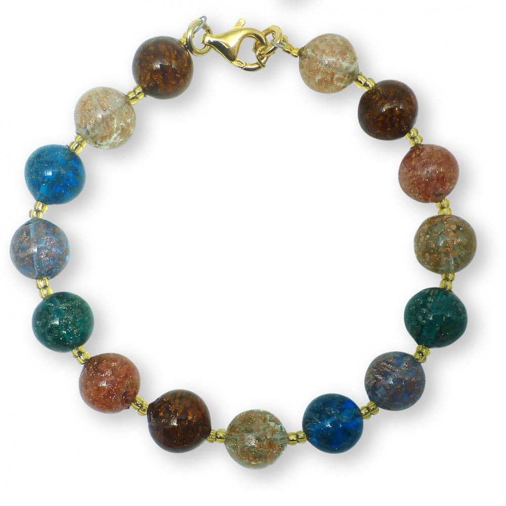 Murano glass bracelet - Chiara Bacca Photo