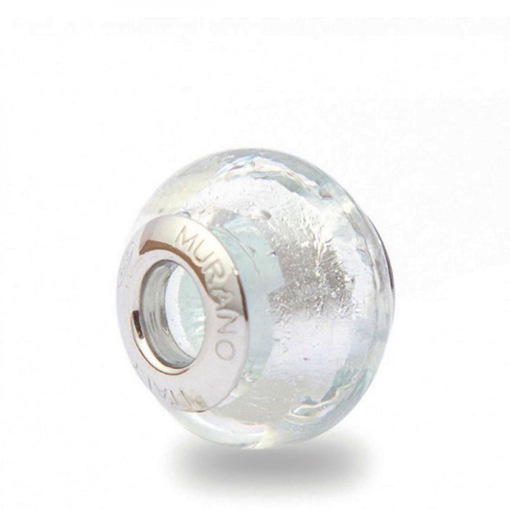 Murano Glass Charm Bead - Sedici Photo