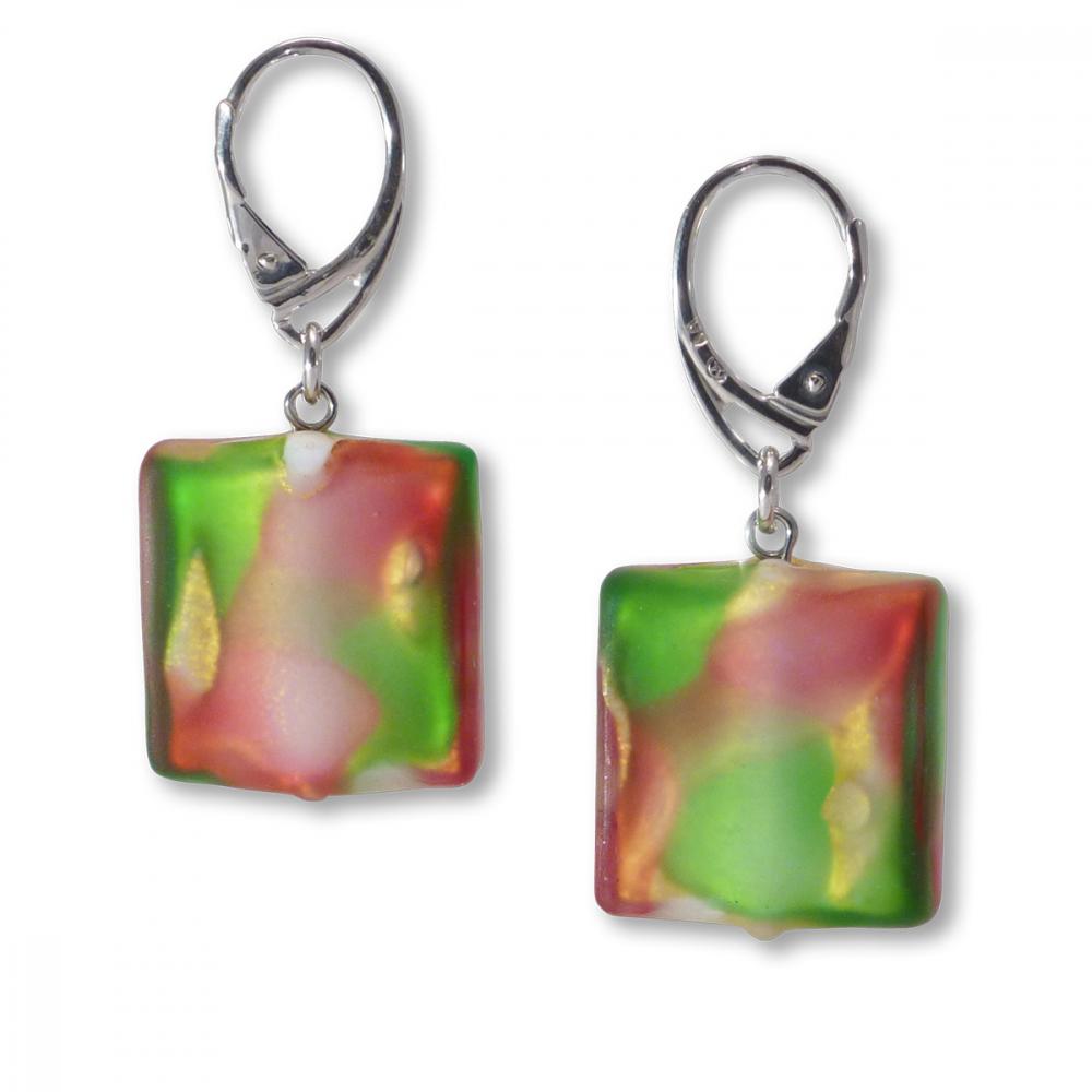 Murano Glass Earrings - Ricci Photo