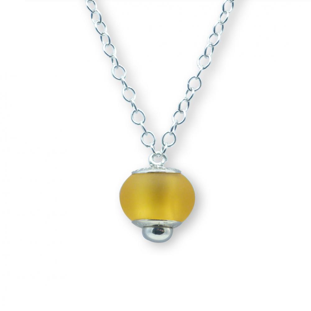 Murano glass charm necklet – Venezia Sette Photo