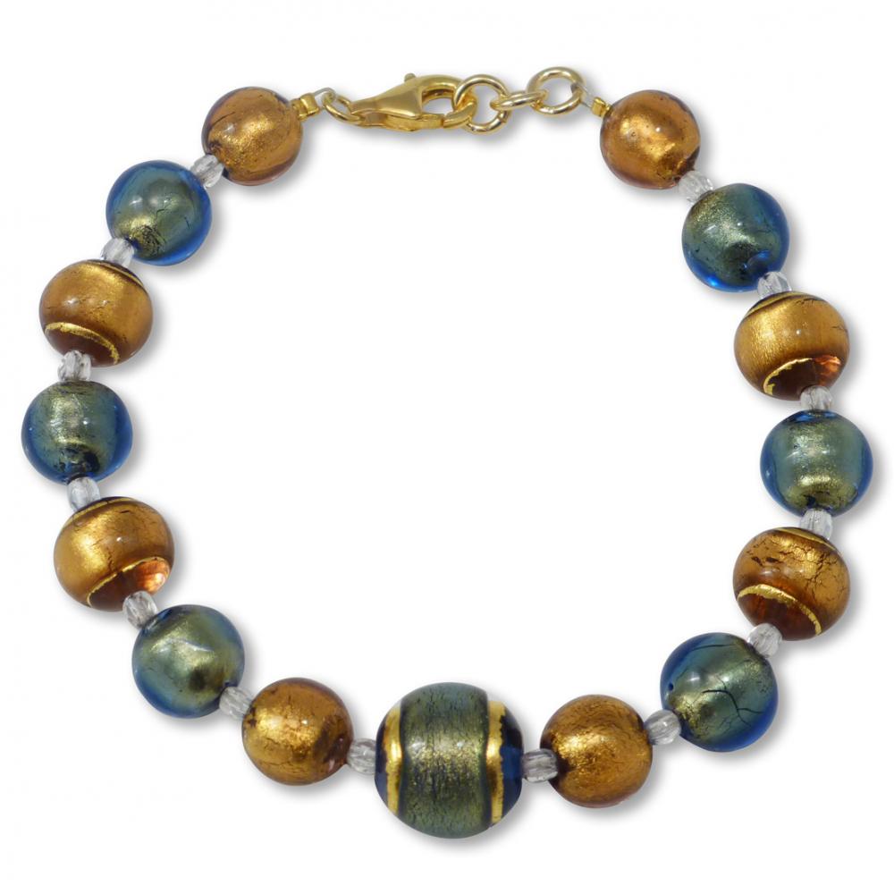 Murano Glass Bracelet - Serafina Photo