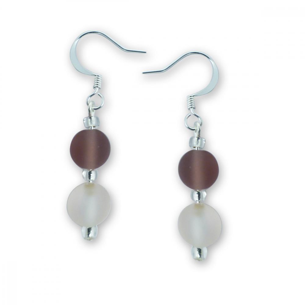 Murano Glass Earrings - Shari Photo