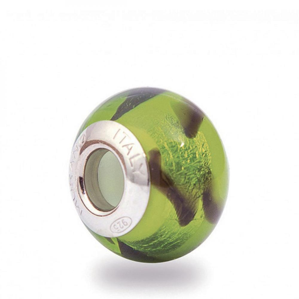 Murano Glass Charm Bead - Quattro Photo