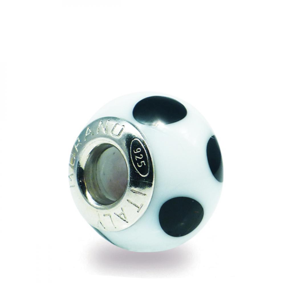 Murano Glass charm bead - Quaranta Photo