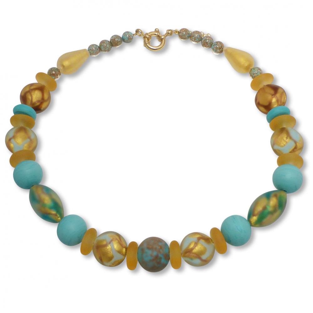 Murano Glass Necklace - Julietta Photo
