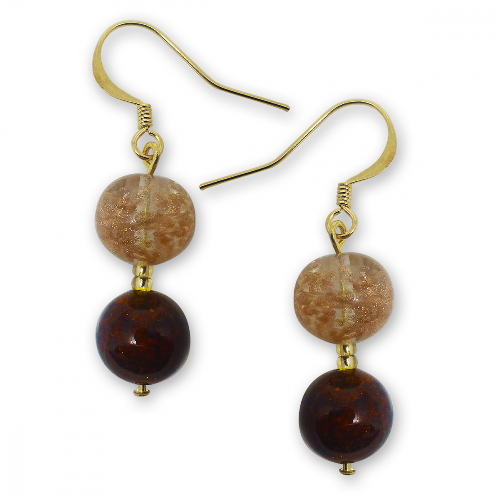 Murano glass earrings - Chiara Bacca Photo