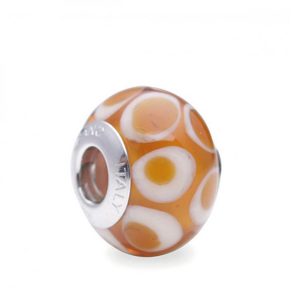 Murano Glass Charm Bead - Otto Photo