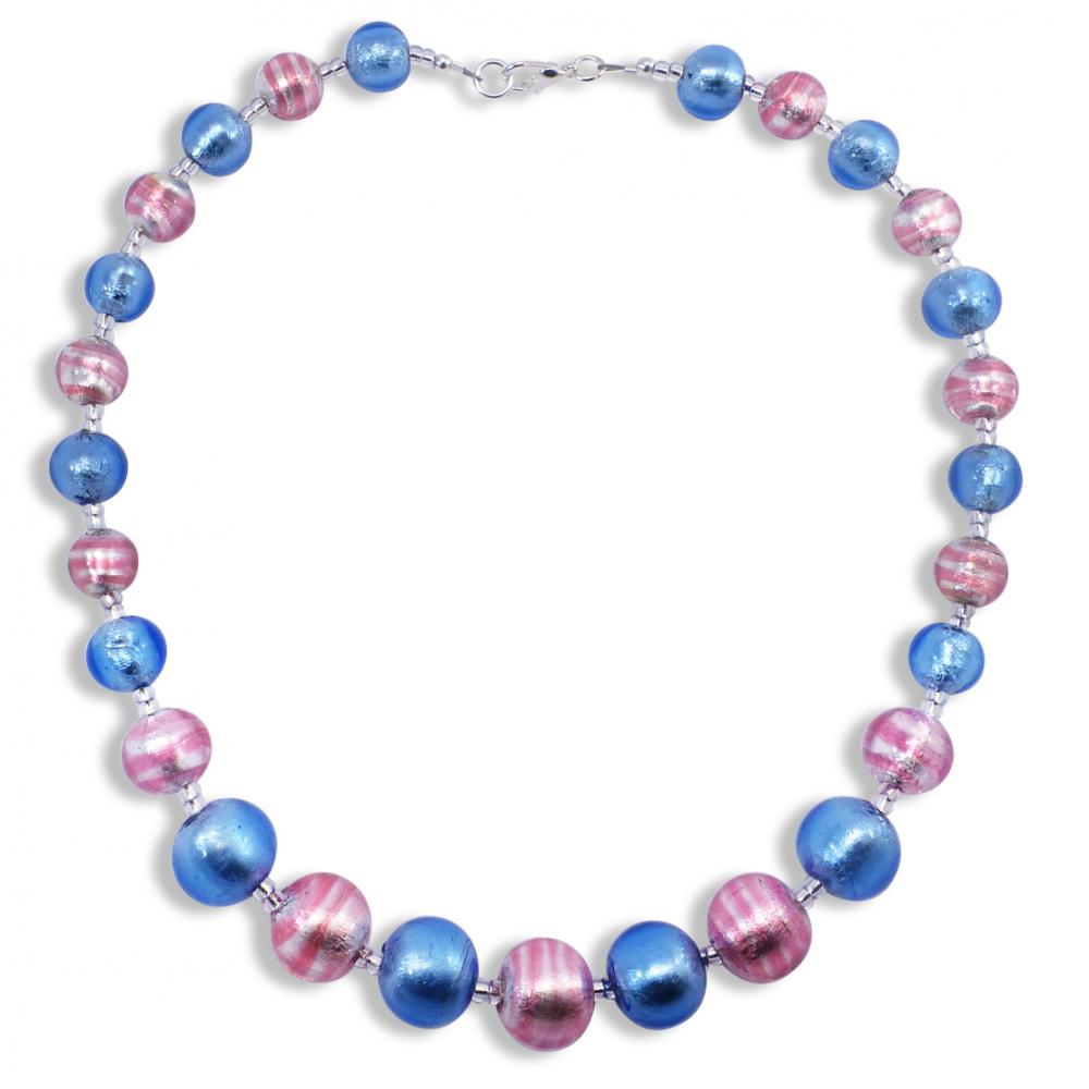 Murano Glass Necklace - Raffaela Photo