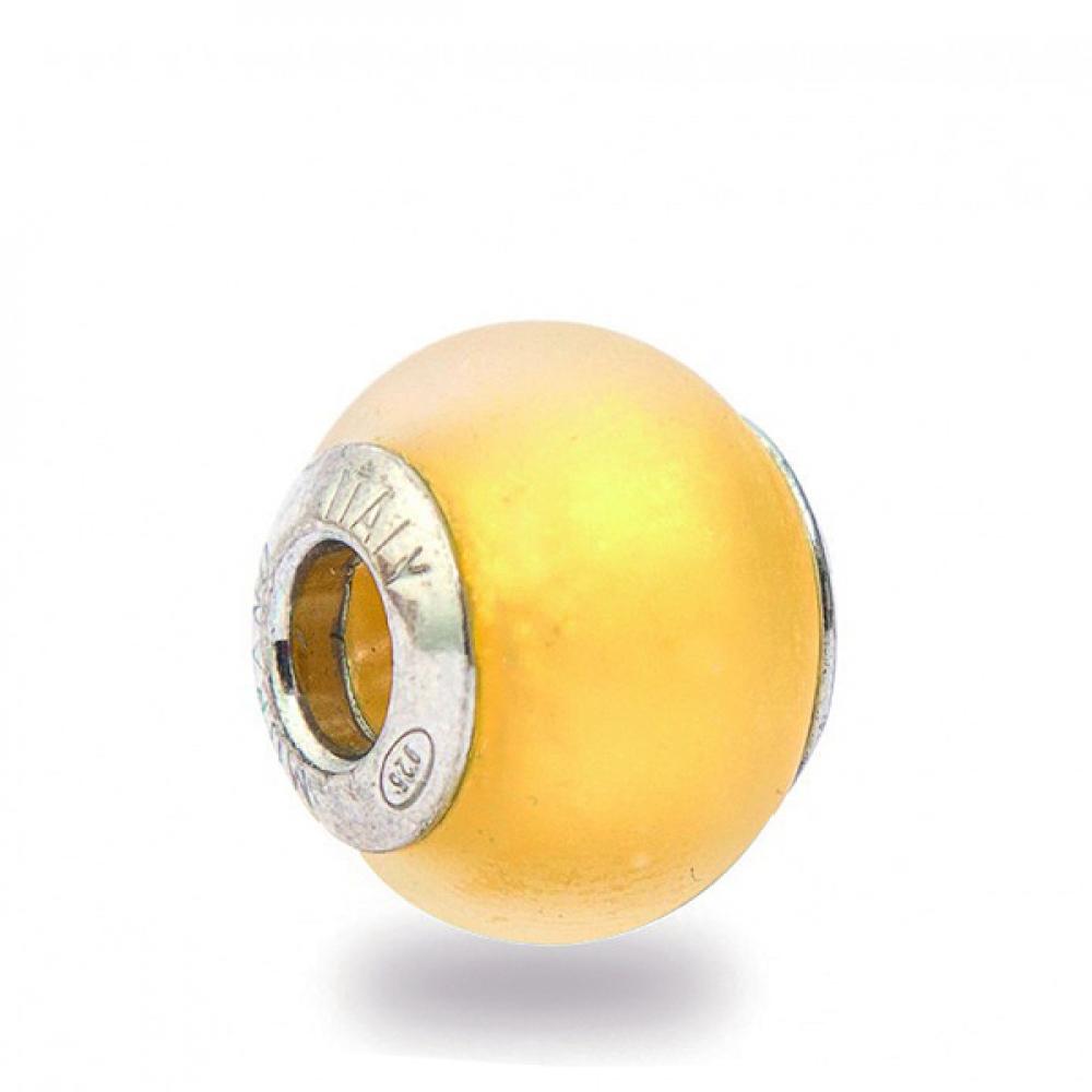 Murano Glass Charm Bead - Sette Photo