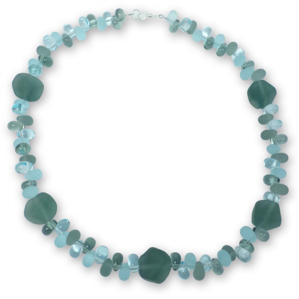 Murano Glass Necklace - Alba Uno Photo