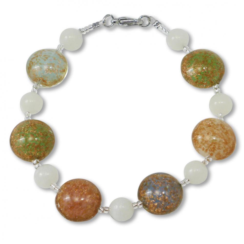 Murano Glass Bracelet - Allegra Photo
