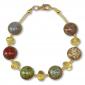 Murano Glass Bracelet - Aria Photo