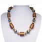 Murano Glass Necklace - Serafina Photo