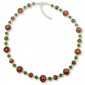 Murano Glass Necklace - Alessandra Photo