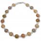 Murano Glass Necklace - Allegra Photo