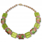 Murano Glass Necklace - Ricci Photo