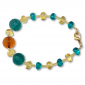 Murano Glass Bracelet - Lucia Photo