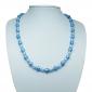 Murano glass necklace - Esta Azure Photo