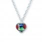 Murano glass charm bead necklet – Venezia Cinque Photo