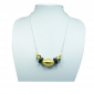 Murano Glass Necklace – Oliva Gold Photo