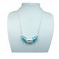 Murano Glass necklace – Oliva Silver Photo