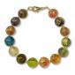 Murano Glass Bracelet - Chiara Photo